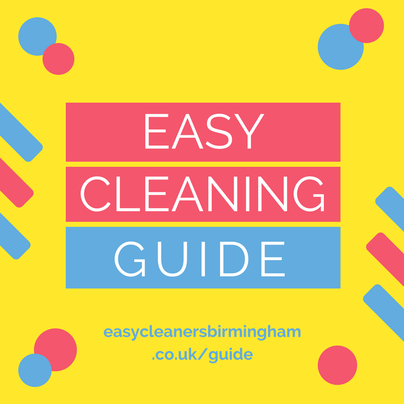easy cleaning guide logo design