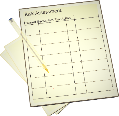 7 4 risk assessments easy cleaners